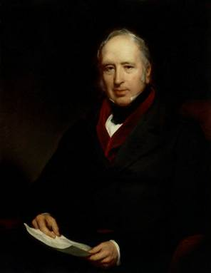 Sir George Cayley, 6th Bt, 1840 (Henry Perronet Briggs) (1791-1844) National Portrait Gallery, London NPG 3977
