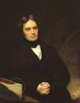 Michael Faraday, ca. 1842 (Thomas Phillips) (1770-1845) Location TBD