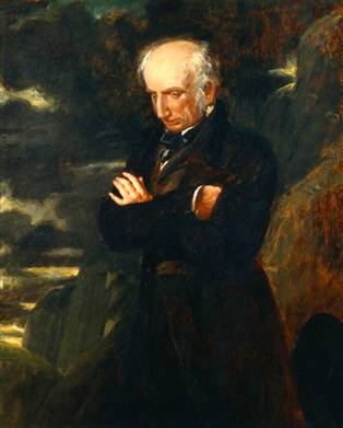William Wordsworth, 1842 (Benjamin Robert Haydon) (1786-1846) National Portrait Gallery, London NPG 1857