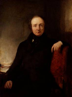 Lewis Cubitt, 1845 (Sir William Boxall) (1800-1879) National Portrait Gallery, London NPG 4099