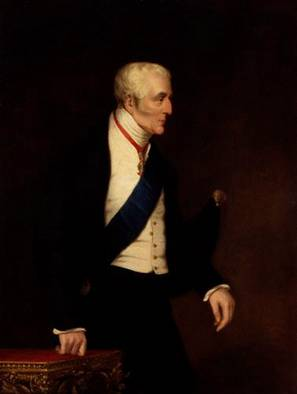 Arthur Wellesley, 1st Duke of Wellington, 1845 (Alfred, Count D'Orsay) (1801-1852) National Portrait Gallery, London NPG 405