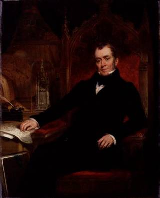 John Britton, 1845 (John Wood) (1801-1870) National Portrait Gallery, London NPG 667