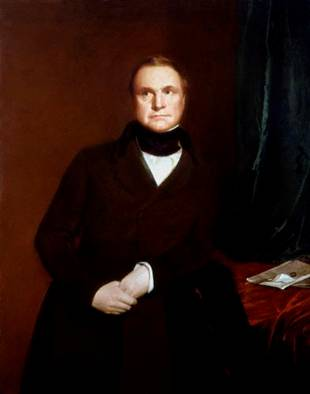 Charles Babbage, 1845 (Samuel Laurence) (1812-1884) National Portrait Gallery, London NPG 414