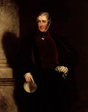Frederick James Lamb, 3rd Viscount Melbourne, 1846 (John Partridge) (1789-1872) National Portrait Gallery, London NPG 3894