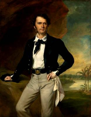 Sir James Brooke, 1846 (Francis Grant) (1803-1878) National Portrait Gallery, London NPG 1559 5