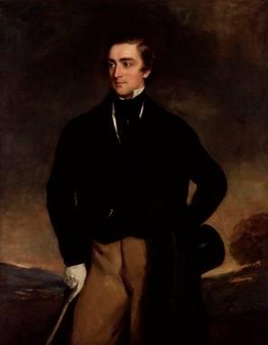 Sidney Herbert, 1st Baron Herbert of Lea, 1847 (Francis Grant) (1803-1878) National Portrait Gallery, London NPG 1639