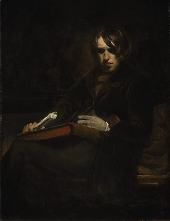 Self-Portrait, 1845 (William Fettes Douglas) (1822-1891) Scottish National Portrait Gallery, Edinburgh, PG 3111