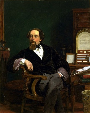 Charles Dickens, 1859 (William Powell Frith) (1819-1909) Victoria and Albert Museum, London