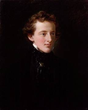 Sir John Everett Millais, 1st Bt, 1852 (Charles Robert Leslie) (1794-1859) National Portrait Gallery, London NPG 1859