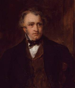 Thomas Babington Macaulay, Baron Macaulay, 1853 (Francis Grant) (1803-1878) National Portrait Gallery, London NPG 453