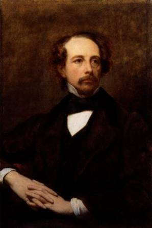 Charles Dickens, 1855 (Ary Scheffer) (1795-1858) National Portrait Gallery, London NPG 315