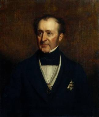 Sir Roderick Impey Murchison, 1st Bt, 1856 (Stephen Pearce) (1819-1904) National Portrait Gallery, London NPG 906