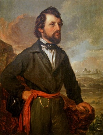 John Charles Fremont, 1852 (William Smith Jewett) (1812-1873) Location TBD
