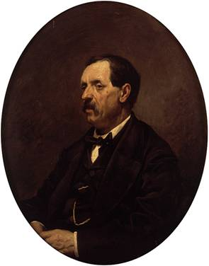 D. Pasqual Rubio, 1865 (Francisco Domingo Marquez)  (1842-1920)  Location TBD