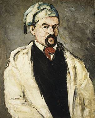 Antoine Dominique Sauveur Aubert, 1866 (Paul Cézanne) (1839-1906)  The Metropolitan Museum of Art, New York, NY   53.140.1