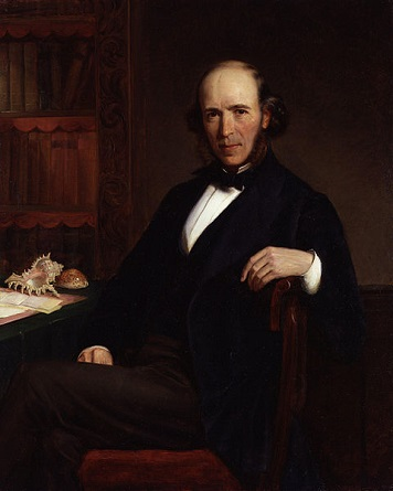 Herbert Spencer, 1872 (John Bagnold Burgess) (1829-1897) National Portrait Gallery, London, NPG 1358