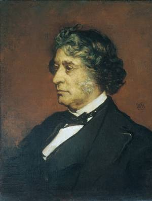 Charles Sumner, ca. 1875 (William Morris Hunt) (1824-1879) The Metropolitan Museum of Art, New York, NY 25.182