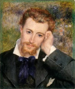 Eugène Murer, 1877 (Auguste Renoir) (1841-1919) The Metropolitan Museum of Art, New York, NY 2003.20.9