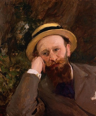 Edouard Manet, ca. 1880 (Carolus-Duran) (1837-1917) Private Collection