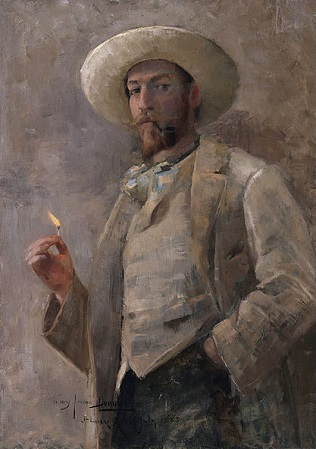 Gaines Ruger Donoho, 1883 (John Lavery) (1856-1941) Location TBD