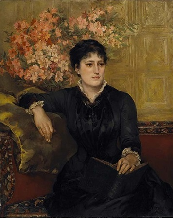 Henrietta Montalba, 1882 (Princess Louise of Argyll) (1848-1939) National Gallery of Canada, no. 144