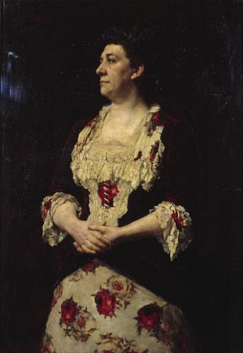 Madame Patey, 1884 (James Jebusa Shannon) (1862-1923) Location TBD