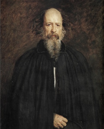 Alfred Tennyson, ca. 1880 (Sir John Everett Millais) (1829-1896)   Location TBD