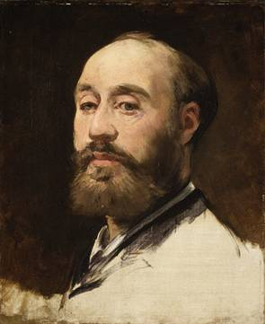 Jean-Baptiste Faure, ca. 1883 (Édouard Manet) (1832-1883)    The Metropolitan Museum of Art, New York, NY     59.129