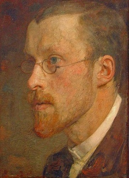 Self-Portrait, 1899 (Jan Veth) (1864-1925)   Location TBD