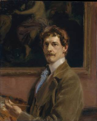 Self-Portrait, ca. 1904 (Frederick William MacMonnies) (1863-1937)    The Metropolitan Museum of Art, New York, NY     67.72