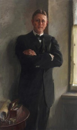 Charles Wellford Leavitt, 1911 (Cecilia Beaux) (1855-1942) The Huntington, San Marino,  CA