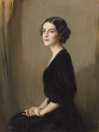 Mrs. Virginia Heckscher McFadden, 1932 (Philip de László) (1869-1937) Location TBD