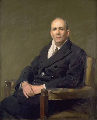 Sir George Coles, ca. 1935 (William B. McInnes) (1889-1939) National Portrait Gallery, Canberra, ACT 2002.48