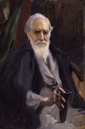 Sir William Matthew Flinders Petrie, 1934 (Philip de László) (1869-1937) National Portrait Gallery, London NPG 4007