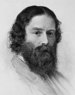 James Russell Lowell, 1819-1891, circa 1855,  by Unknown Artist Location TBD