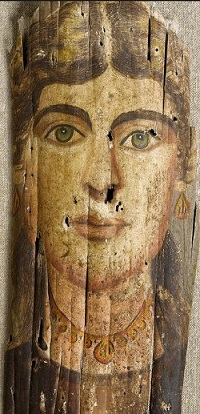 A Woman, Fayum, AD 2nd century (ex Bonhams Gallery, 2016) 275