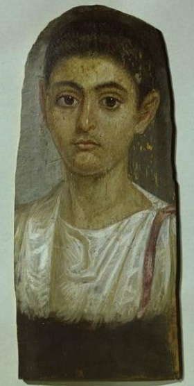 A Young Man, ca. 100 CE,  Sainsbury Centre for the Visual Arts,  University of East Anglia, 326