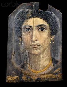A Young Woman, ca AD 70 (Cairo, Egyptian Museum)