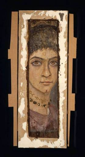 A Woman, er Rubayat, AD 98-117 (Boston, MA, Museum of Fine Arts, 93.1451)