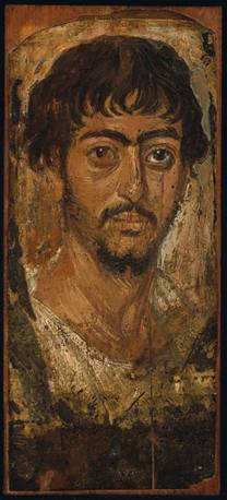 A Man, er Rubayat, ca AD 170 (Boston, MA, Museum of Fine Arts, 02.825)