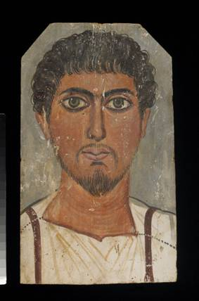 A Man, er Rubayat, AD 110-130 (London, British Museum, EA 63397)
