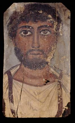 A Man, er Rubayat, AD 120-140 (London, British Museum, EA 63396)