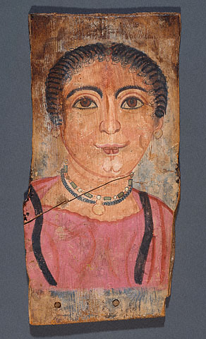 A Woman, er Rubayat, AD 150-200 (Malibu, CA, J. Paul Getty Museum, 79.AP.129)