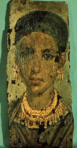 A Young Woman, AD 98-117 (Ann Arbor, MI, Kelsey Museum of Archaeology, 26801)