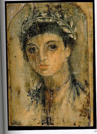 A Young Woman, ca 50 AD (London, British Museum, EA 74719)